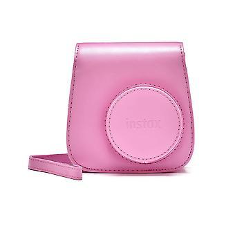 Instax camera case voor mini 8, mini 9 camera's, blush rose