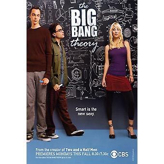 ビッグバン理論映画のポスター (11 x 17)