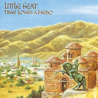 Little Feat - Time Loves a Hero [CD] USA import