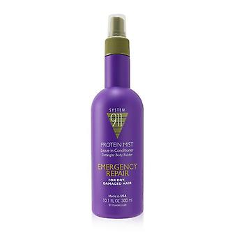 Hayashi 911 Protein Mist Leave-in Conditioner (For Dry, Damaged Hair) 300ml/10.1oz