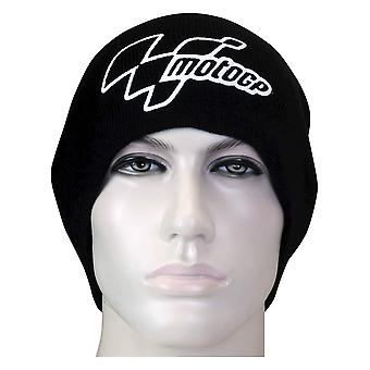 Moto GP Latest Fashion Fashionable Casual Wear Beanie Hat Classic Black