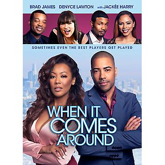 When It Comes Around [DVD] USA import
