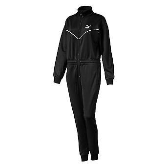 Puma XTG عبر مجموعة النساء السود الرياضية قطعة واحدة trackssuit 595242 01