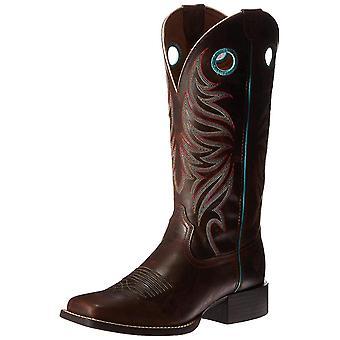 Ariat Women's Round Up Ryder Western Cowboy Boot