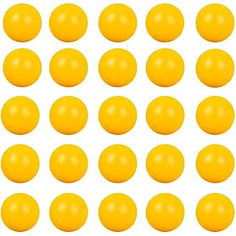 Table tennis balls 100-pack Yellow