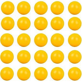 Tischtennisbälle 100-Pack Gelb