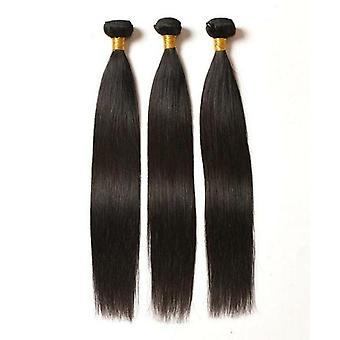 10a Grade 1/3/4 Bundles Straight Human Hair Extensions 8-40inch