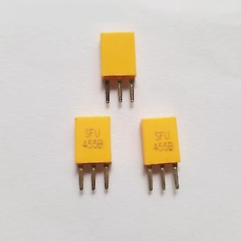 Sfu455b Keramický krystalový oscilátor 455k Rádio vyhrazený filtr pro dálkové ovládání