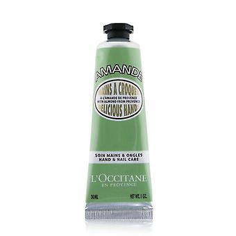 L'Occitane Almond Delicious Handen 30ml / 1oz