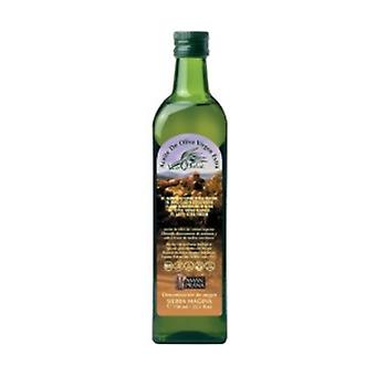 Extra virgin olive oil Green Bio Health 750 ml of oil
