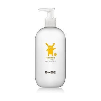 Pediatric Bath Gel 500 ml of gel