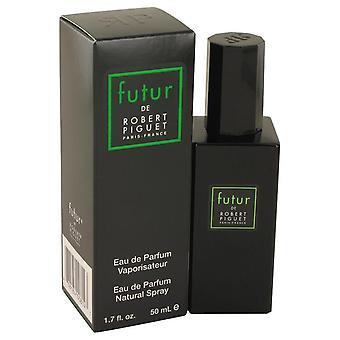 Futur Eau De Parfum Spray por Robert Piguet 1.7 oz Eau De Parfum Spray