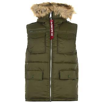 Hooded Field FD Vest Jas