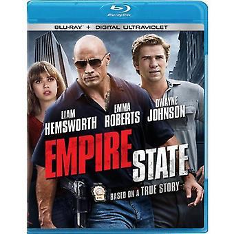 Empire State [BLU-RAY] USA tuonti