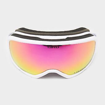 New Giro Women's Millie Ski Goggles White