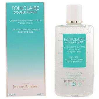 Jeanne Piaubert Toniclaire hud toning och rengöringsgel - ansikte och ögon 200 ml