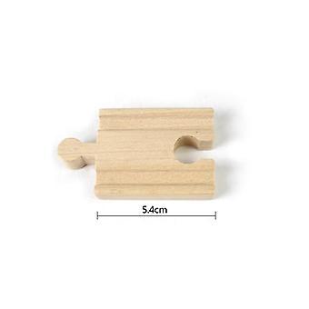 Accessori universali per binari ferroviari in legno
