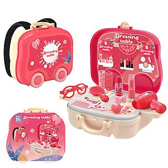 Children's Backpack Boys And Girls Play House Toys