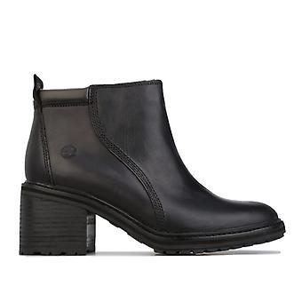 Timberland Sienna høye ankelstøvler i svart