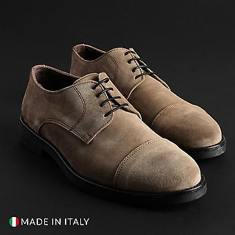 Duca di morrone - 900d_camoscio - calzado hombre