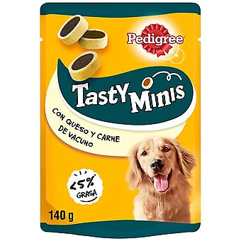 Pedigree Tasty Mini Snacks for Dogs Cheese and Beef Flavor