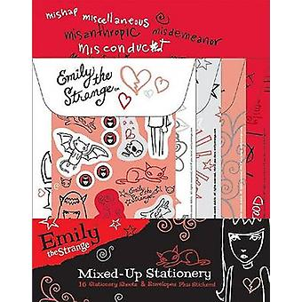 Emilys Mixed Up Stationery by Other primary creator Cosmic Debris