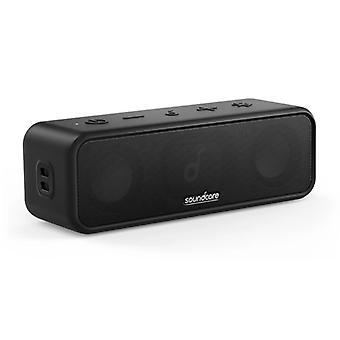 ANKER SoundCore 3 - Bluetooth 5.0 Wireless Speaker Soundbar Wireless Speaker Box Black