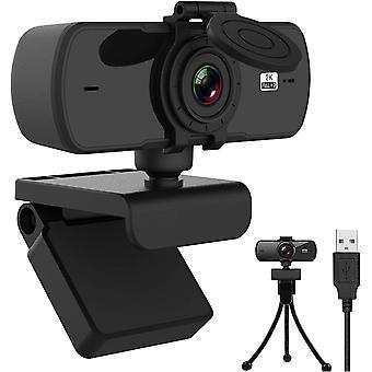 FengChun Webcam 2K mit Mikrofon, [Upgrade Webcam 1080P] HD Webcam für PC, Laptop, Desktop, USB
