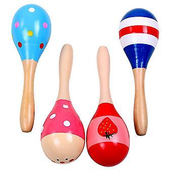 Trä pounding bänk hammare leksak för småbarn, förskolegåvor för pojkar och flickor