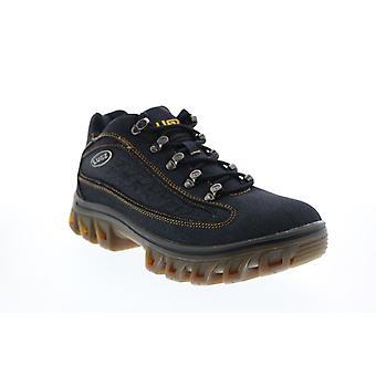 Lugz Adult Mens Dot.Com 2.0 Denim Lifestyle Sneakers