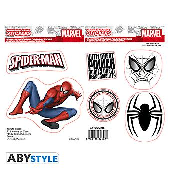 Marvel - Mini Pegatinas de Spider-Man