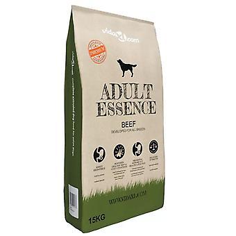 Premium Hundefutter Trocken adult Essence Beef 15 Kg
