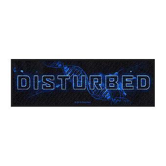 Disturbed - Blue Blood Super Strip Patch