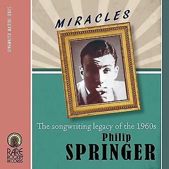 Philip Springer - Låtskrivarararvet från 1960-talets CD
