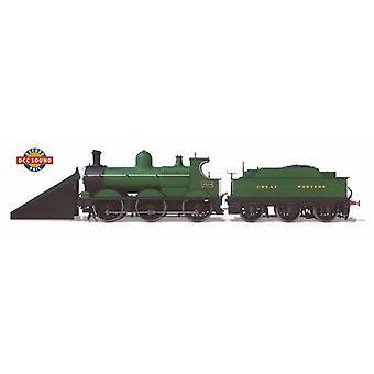 Oxford Rail OR76DG005XS GWR Dean Goods 2534 DCC -ääni asennettu