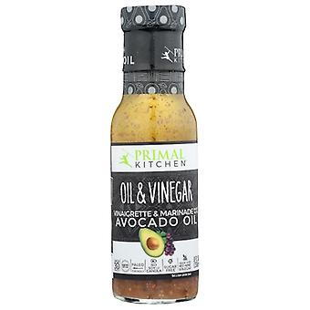 Primal Kitchen Dressing Oil & Vinegar, Case of 6 X 8 Oz
