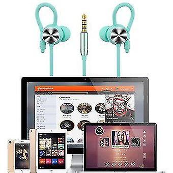 3.5mm Plug In-ear Earphone Heavy Bass Wired Control Headphone HIFI Sport Headset