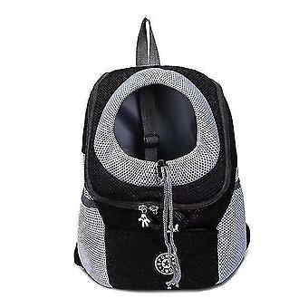 Pet Outdoor Carrier Backpack Dog Bag For Large Small Dogs 20(42x55x25 Cm)