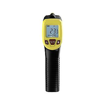 Infrared thermometer, non-contact digital laser temperature gun with lcd display
