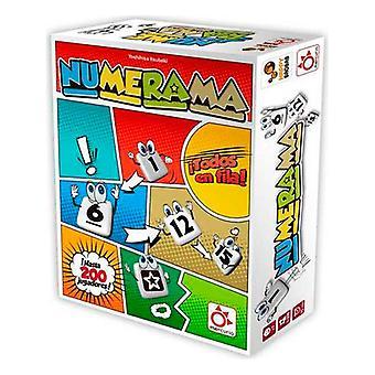 Board game Numerama