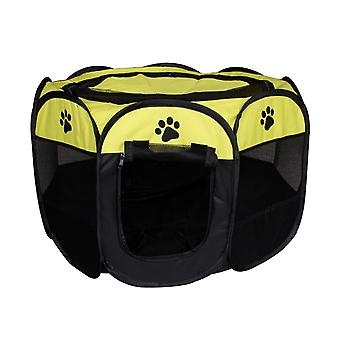 Pet Cage Portable Pet Tent Folding Dog House Indoor