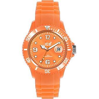 Ice-Watch Sili zomer - Fluo oranje Unisex horloge #SS.FO. U.S.11