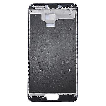 עבור Asus ZenFone 4 מקסימום ZC554KL קדמי דיור LCD מסגרת לוח הלוח (שחור)