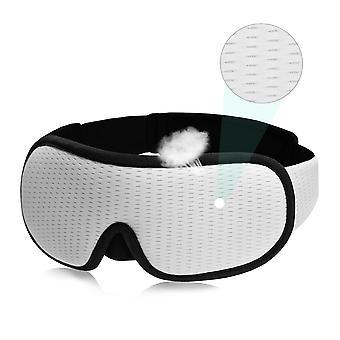 قناع النوم 3D كتلة من ضوء لينة مبطن قناع النوم للعيون العين الظل العينين النوم قناع الوجه eyepatch