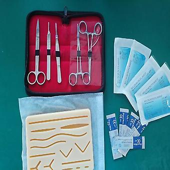Hochwertiges chirurgisches Hautnaht-simuliertes Trainingskit