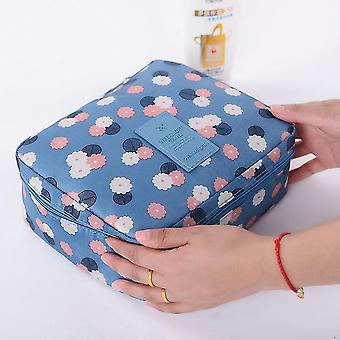 Travel pouches women makeup bags travel cosmetic bag toiletries organizer waterproof storage neceser hanging bathroom wash bag