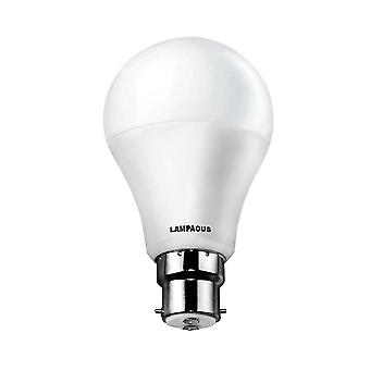Flood spot lights 15w b22 led bulb 100w incandescent bulbs equivalent warm white