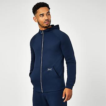 Everlast Mens Track Hoodie Hooded Top Sports Training Fitness Gym Performance