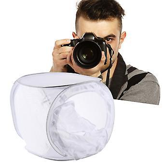 Fotó Softbox Light sátor 40x40x40cm A camera studio kellékek összecsukható