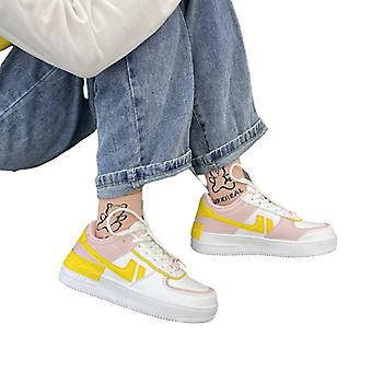 Hyuna Style Soft Sister Sneakers Dames Air Force No. 1 Sneakers